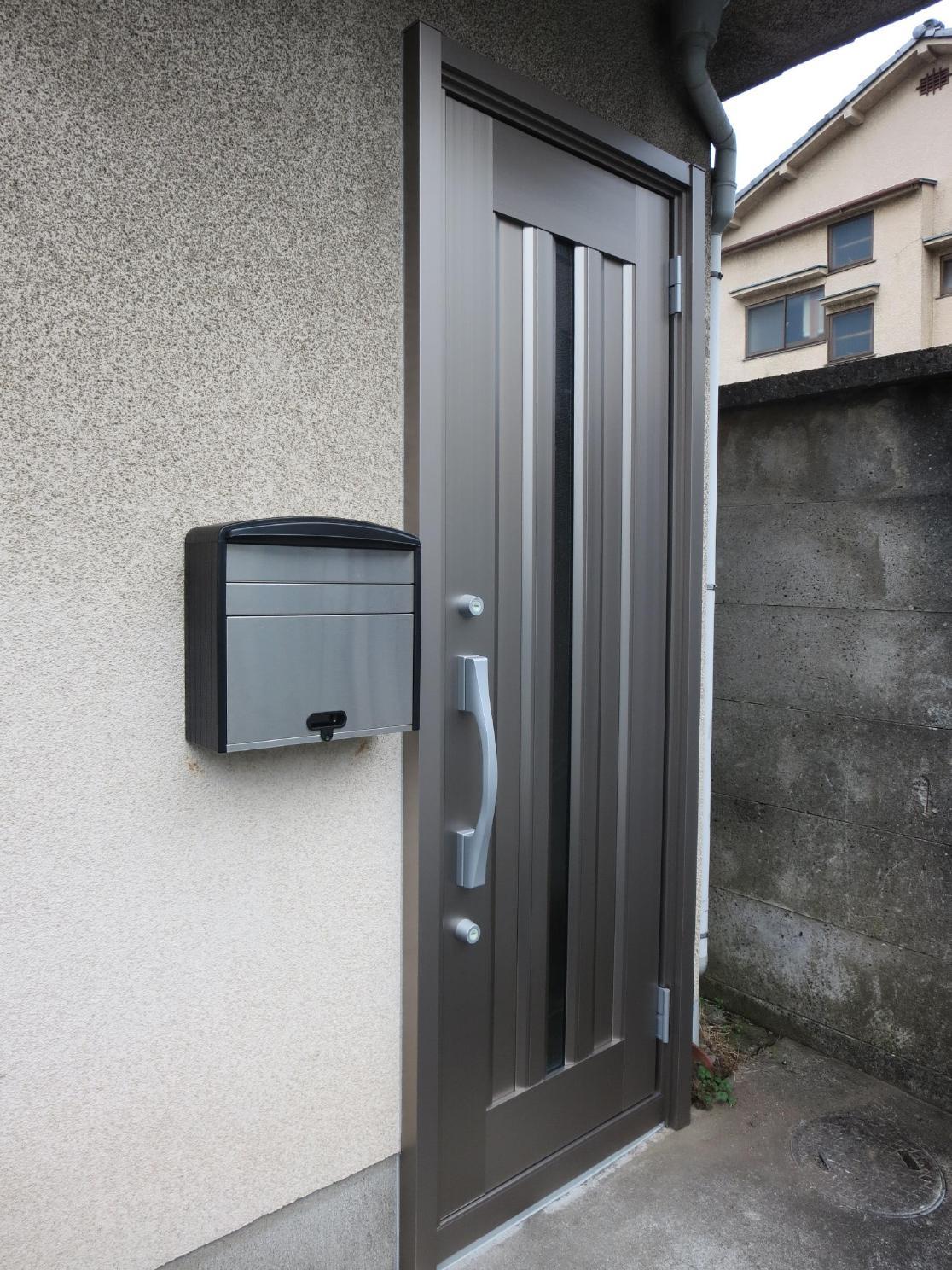 東京都 板橋区 玄関ドアリフォーム