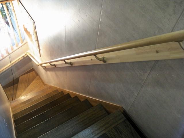 豊島区 階段手すり