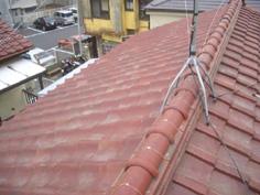 東京都 北区 屋根葺き替え
