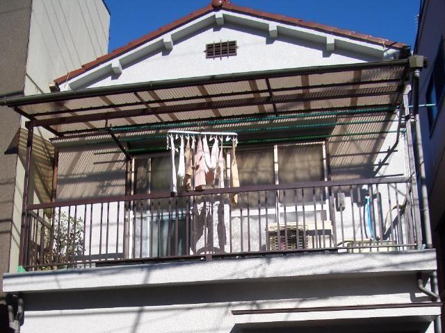 東京都 北区 外壁塗装工事