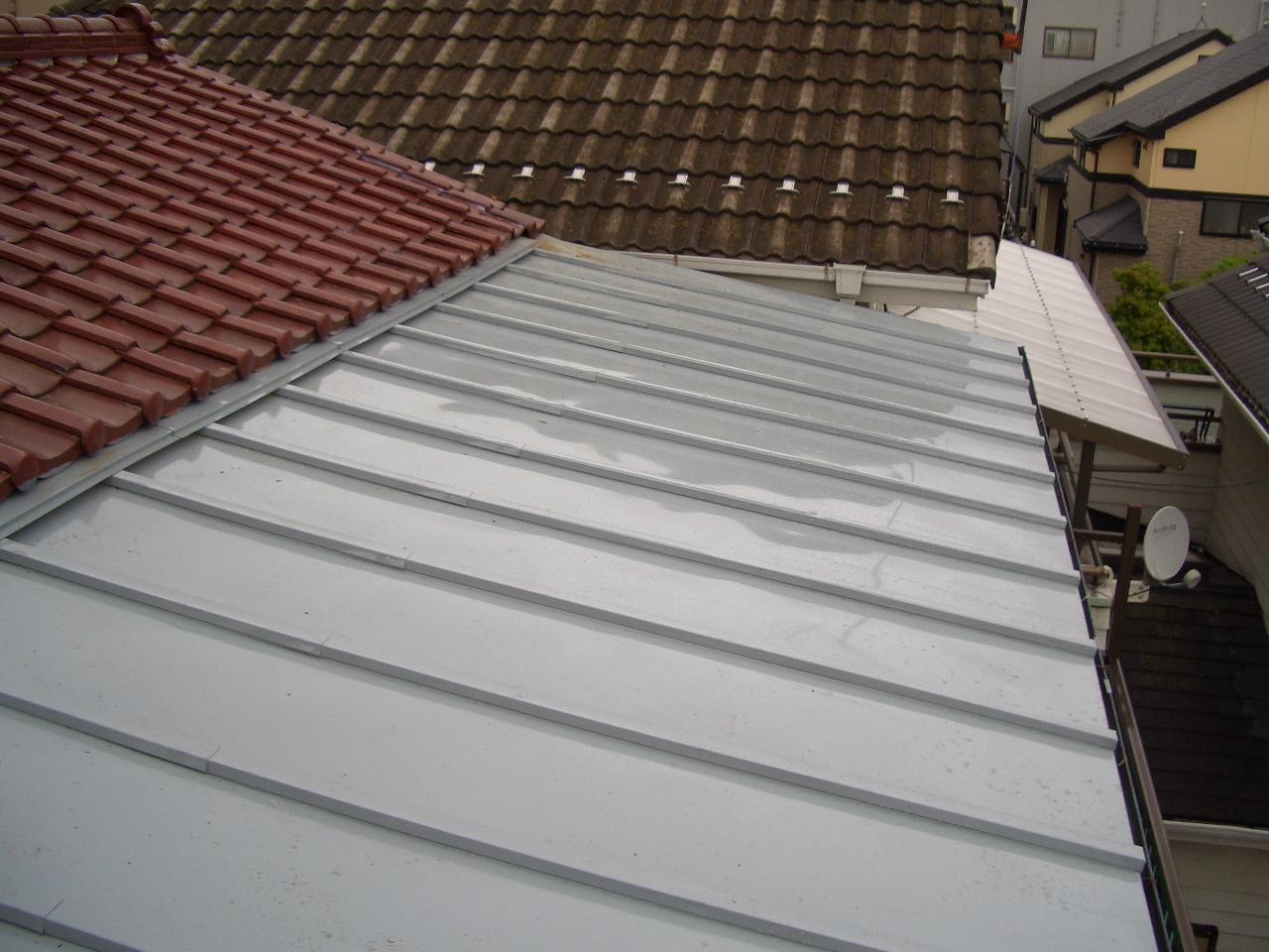 葛飾区 屋根葺き替えリフォーム