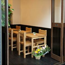 東京都 足立区 古材・自然素材を使った古民家カフェ